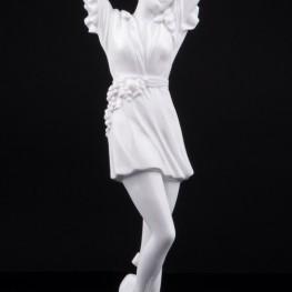 """Осень"" балерина Ар Деко, Rosenthal, Германия, 1920-30 гг"