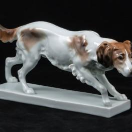 Охотничья собака, Karl Ens, Германия, 1920 гг
